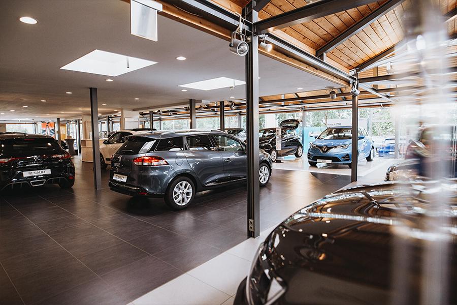 Autohaus-Stein-Initiativbewerbung