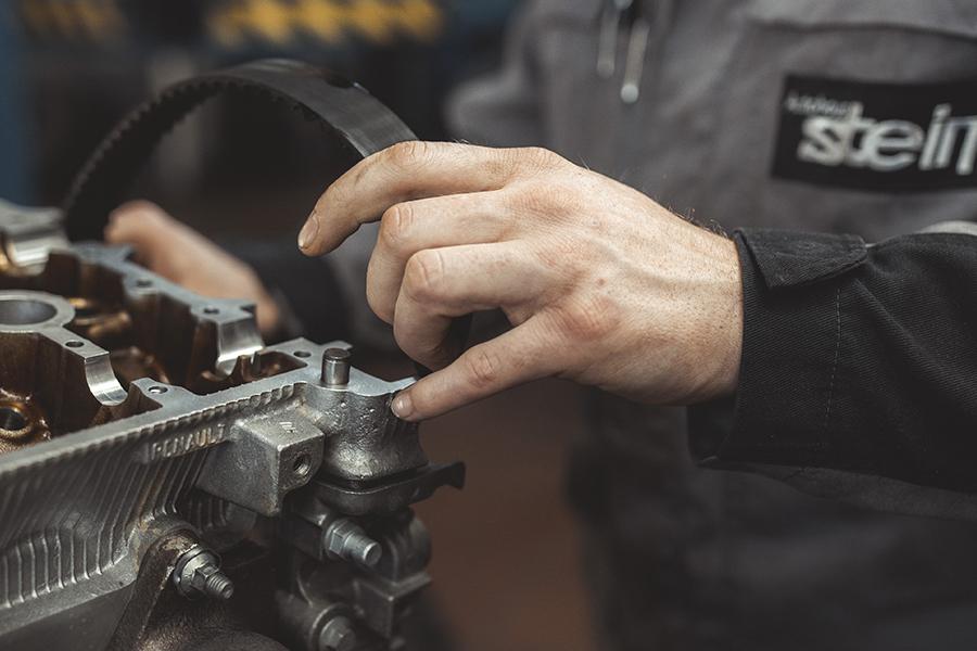 Autohaus-Stein-Mechatroniker